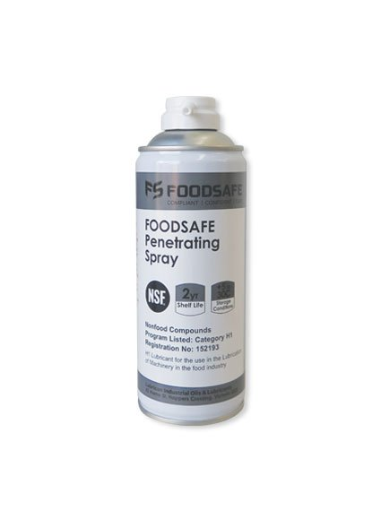 Foodsafe Penetrating Spray