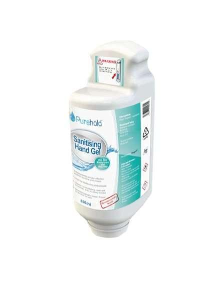 PureHold 850ml sanitising hand gel