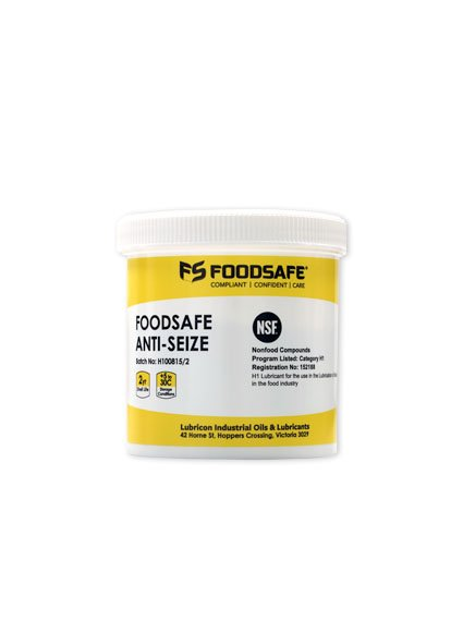 Foodsafe Anti Seize